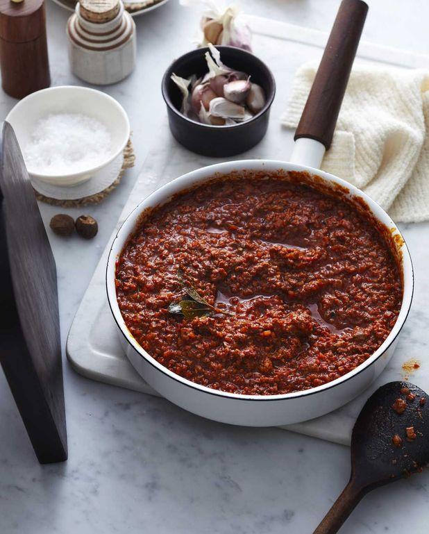 Sauce bolognaise Thermomix