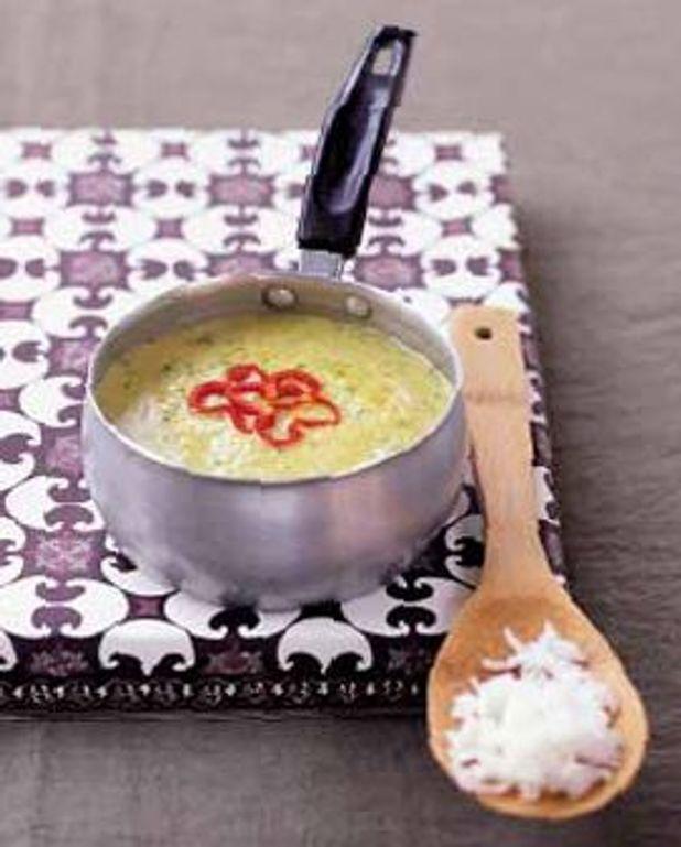 Sauce Curry maison