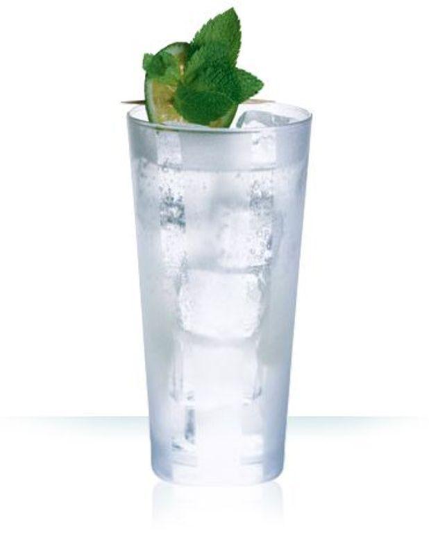 Soda au citron vert