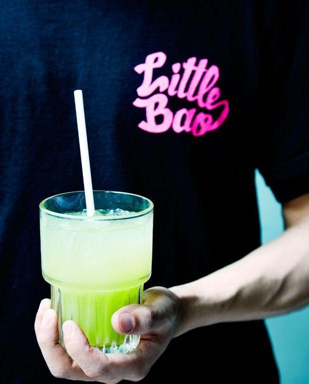 Soda gingembre-concombre