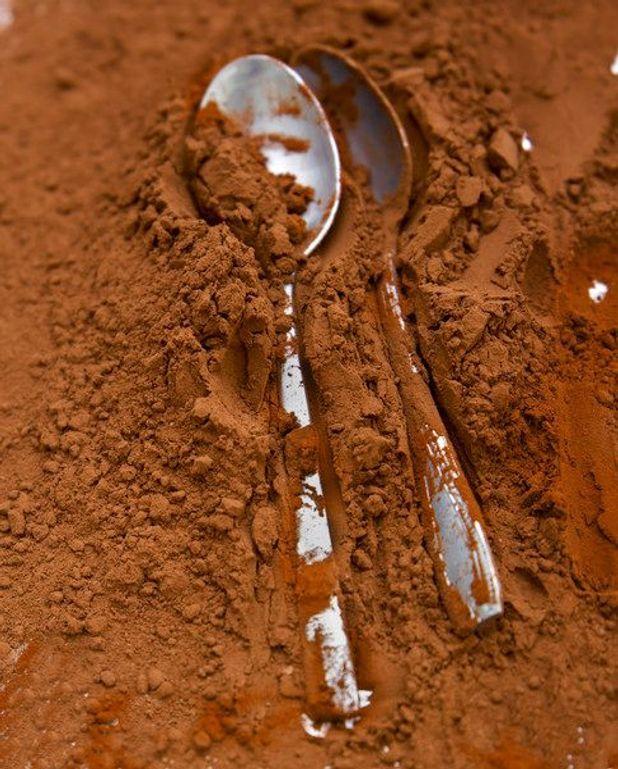 Soufflé au cacao