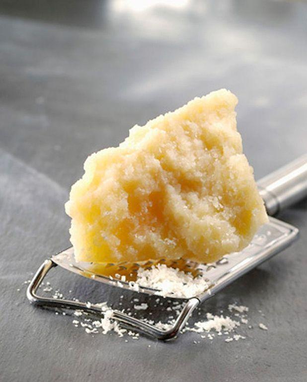 Soufflés au parmesan