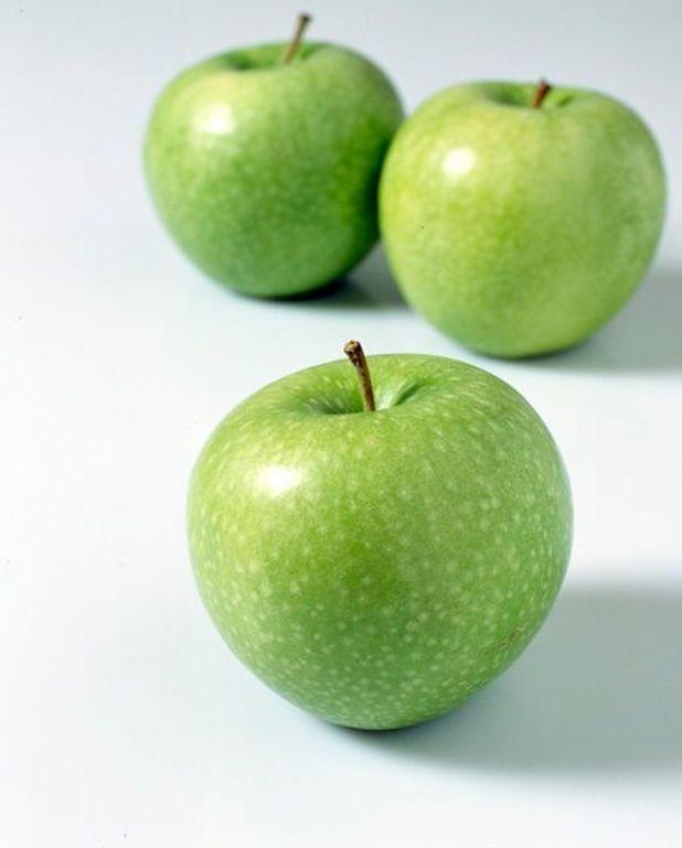 Soupe de pommes aux agrumes