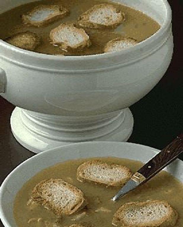 Soupe tourangelle