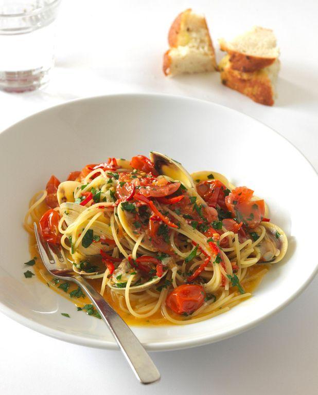 Spaghettis alle vongole