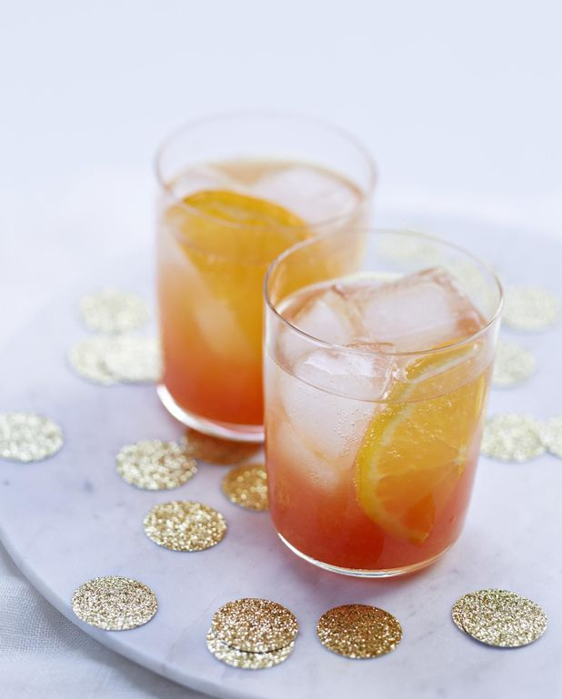 Spritz à la clémentine