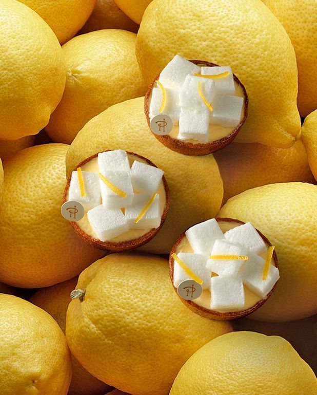 Tarte Infiniment Citron de Pierre Hermé (Gourmandise Raisonnée)