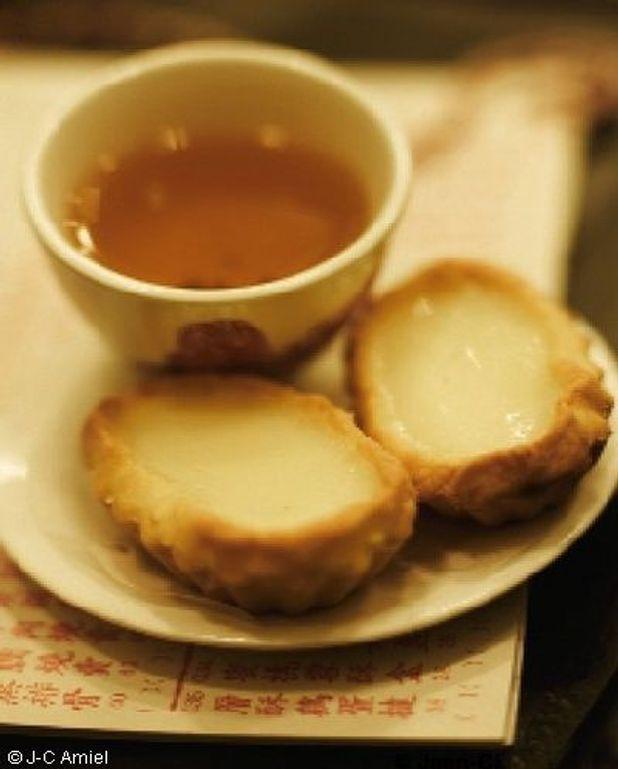 Tartelettes au coco