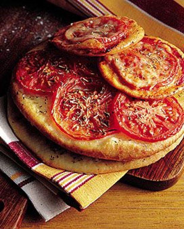 Tartes aux tomates