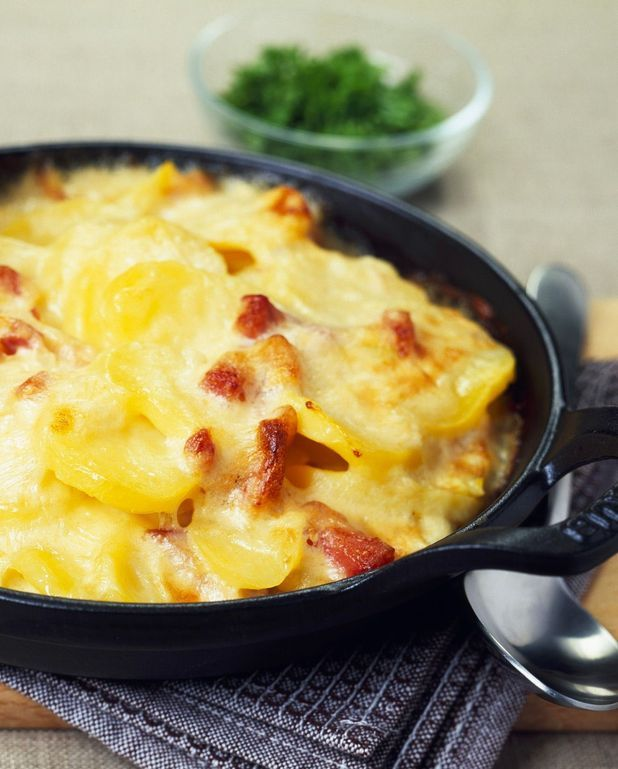 Tartiflette light