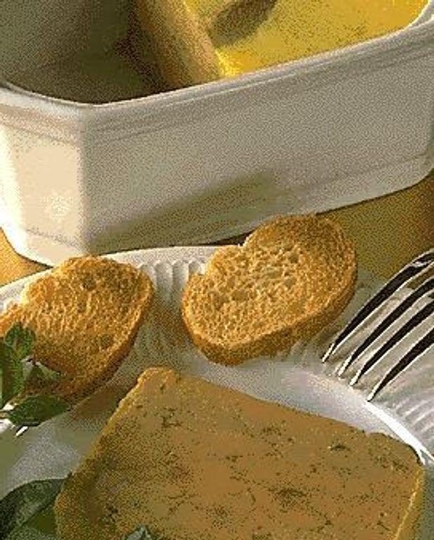 Terrine de foie gras - 1