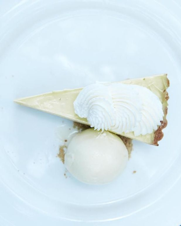 « The » key lime pie