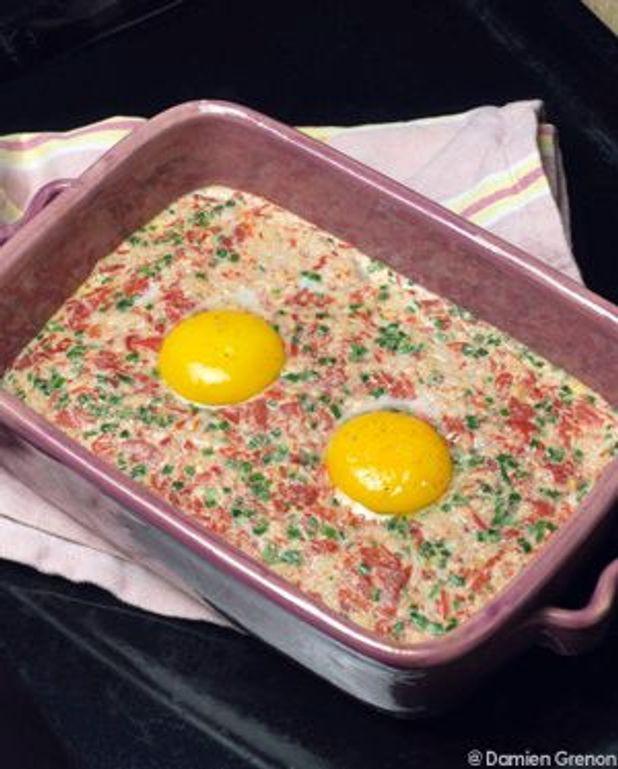 Thon'œuf au plat