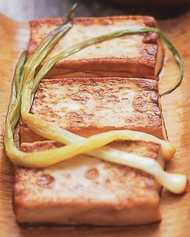 Tofu doré