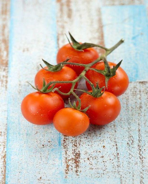 Tomates cerises en bonbons