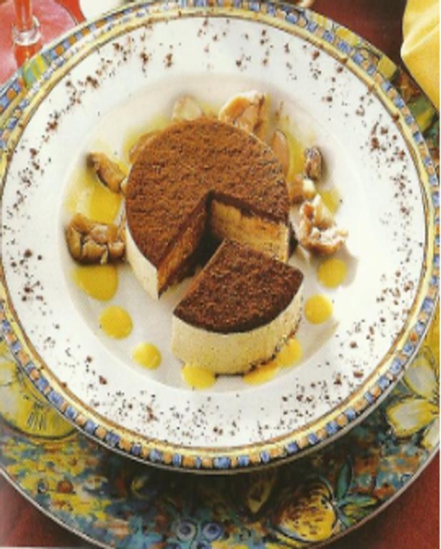 Truffade de marron à l'armagnac