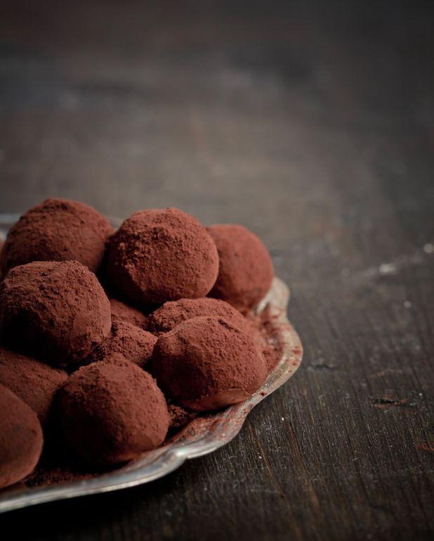Truffes en chocolat Thermomix