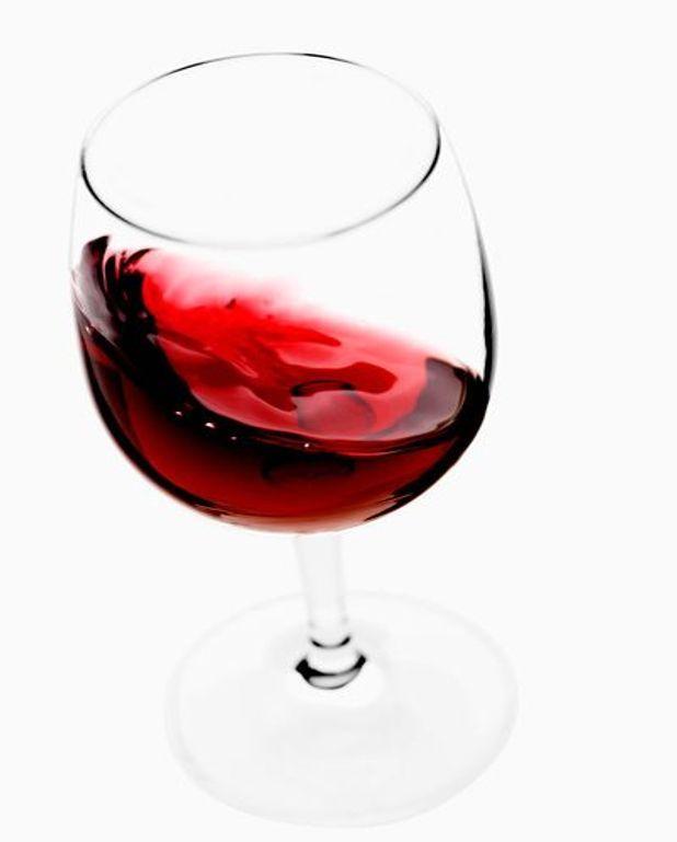 Truite au vin rouge
