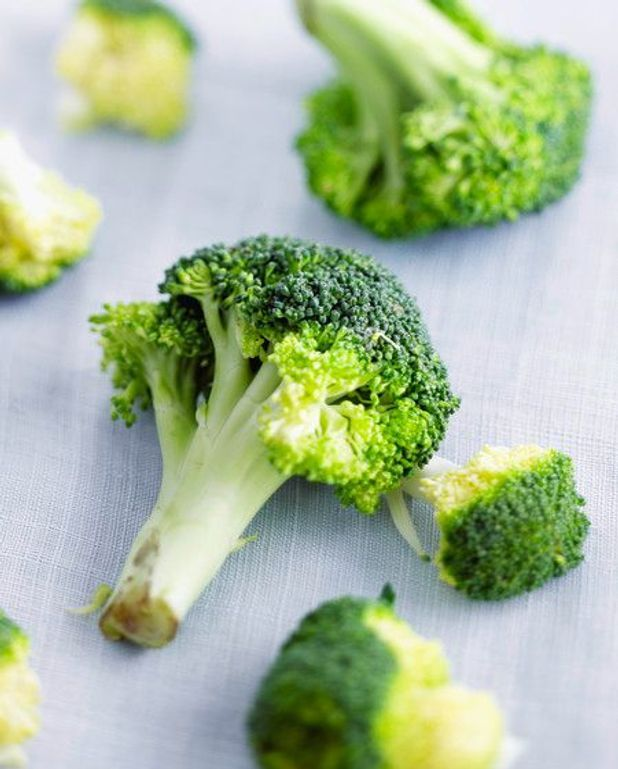 Veau à la crème de brocoli