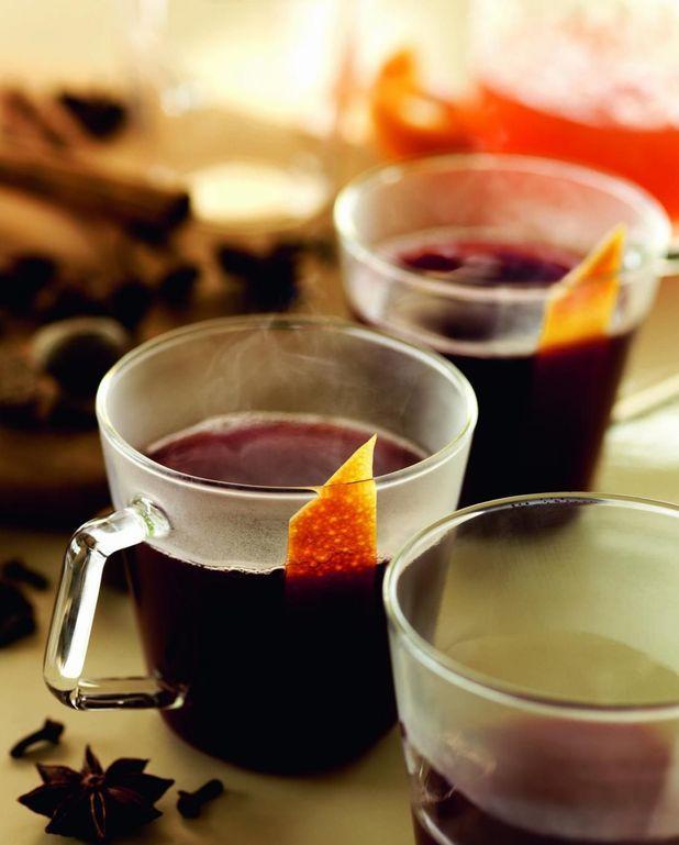 Vin chaud à la vodka