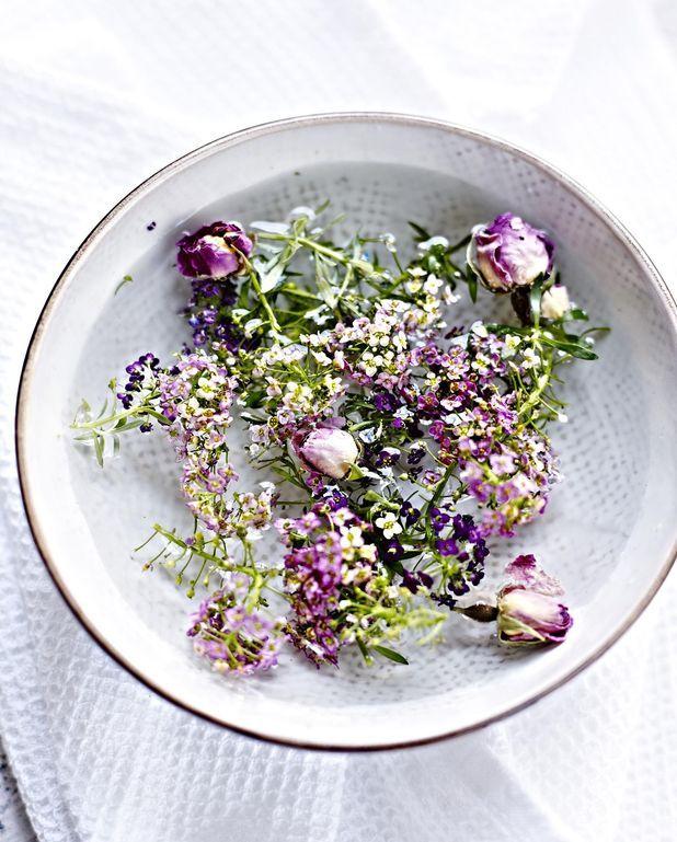 Vinaigre de fleur de ciboulette
