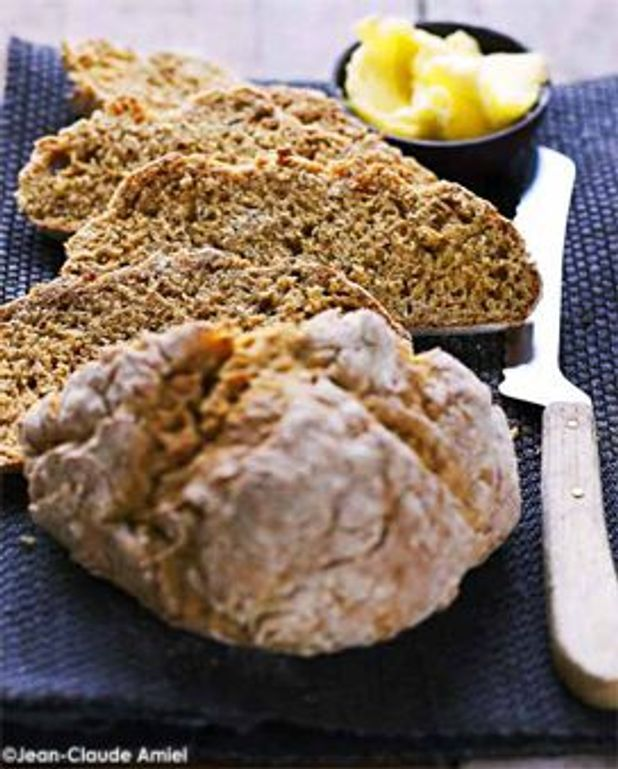 Wheaten bread (pain irlandais)