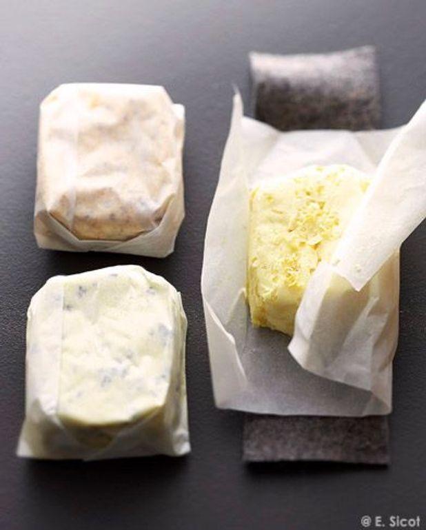 Beurre parfumé