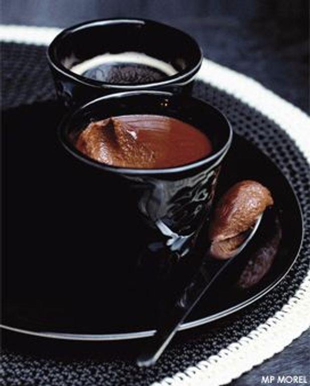Café-choco à la cuillère