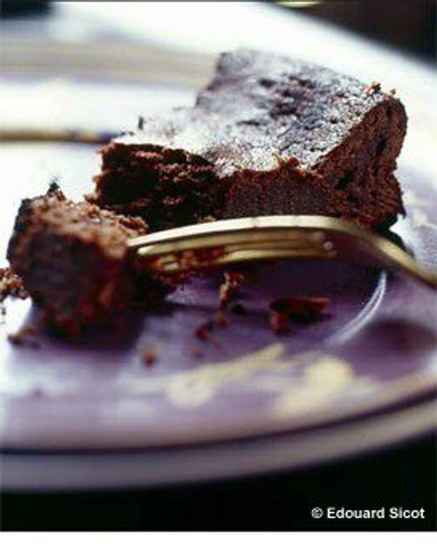 "Gâteau au chocolat dit ""de Ségolène"""