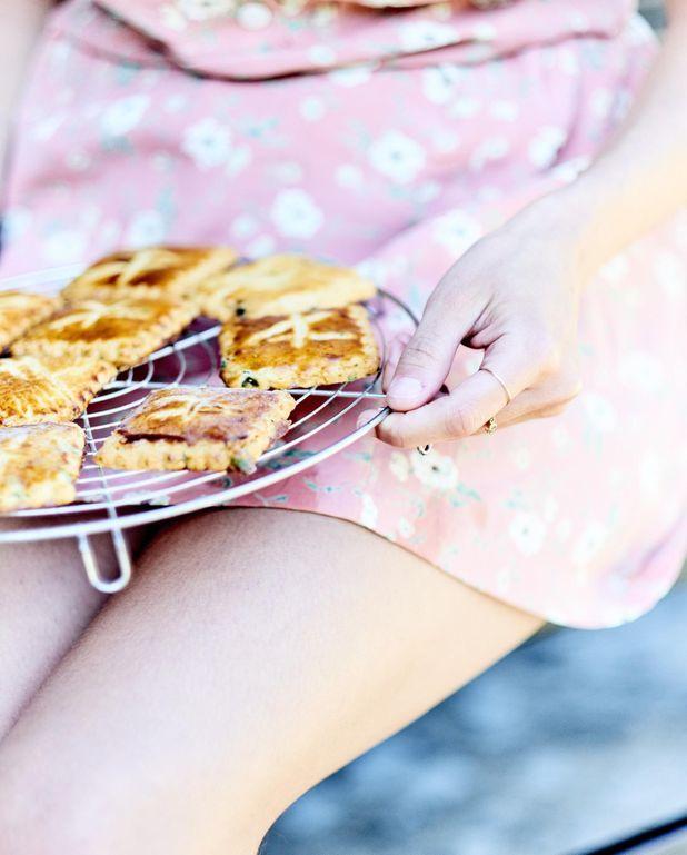 Biscuits à l'angélique confite