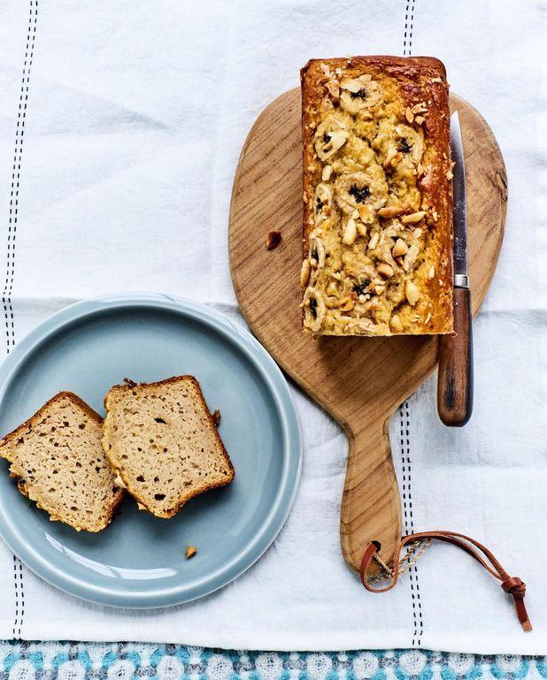 Bread cake aux bananes et beurre de macadamia