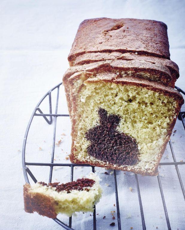 Cake « surprise » de Pâques