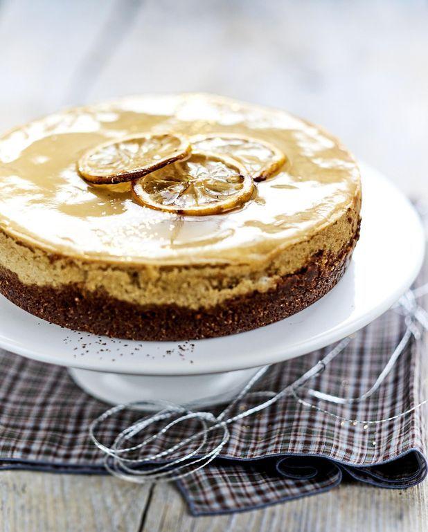 Cheesecake vegan noix de cajou lait de coco
