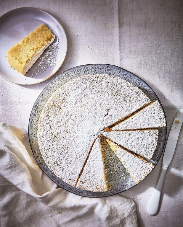 Gâteau à la ricotta à la vanille inspiré du migliaccio italien