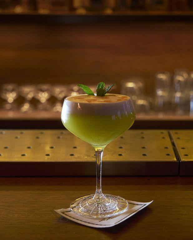 Mocktail Côté Sud citron vert et menthe