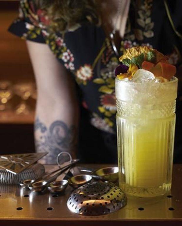 Mocktail La Nana ananas et citron