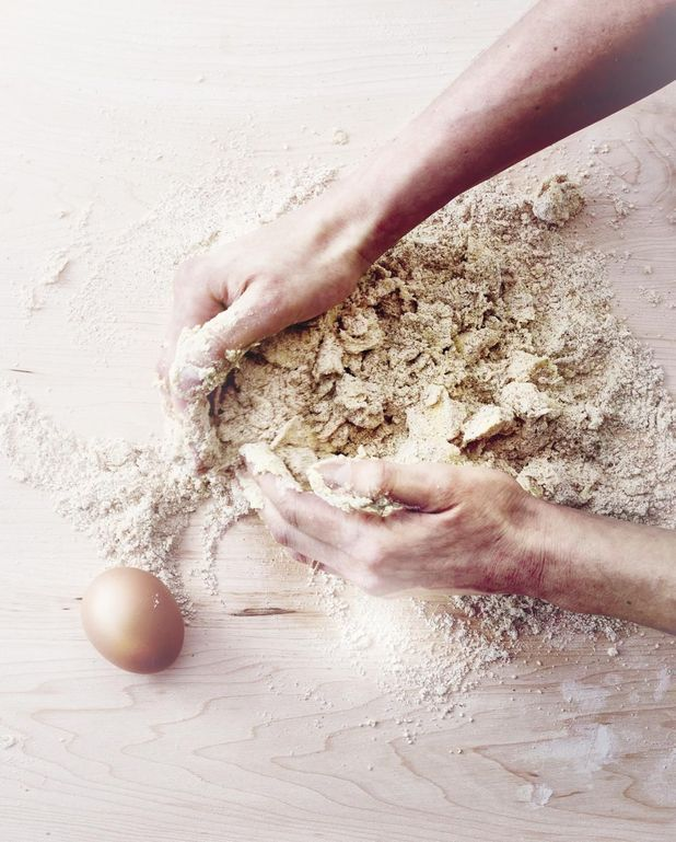 Pâte brisée salée sans gluten