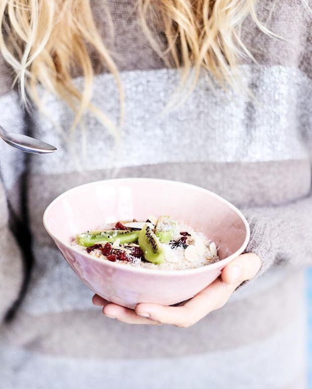 Porridge orahe