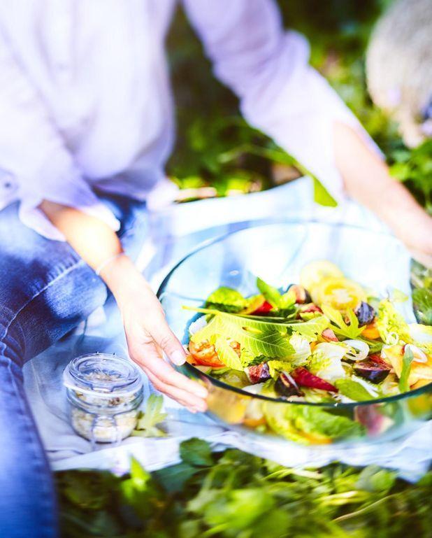 Salade énergie