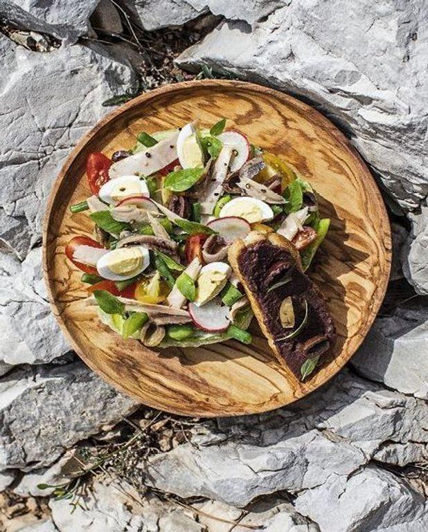 Salade niçoise d'Eric Fréchon