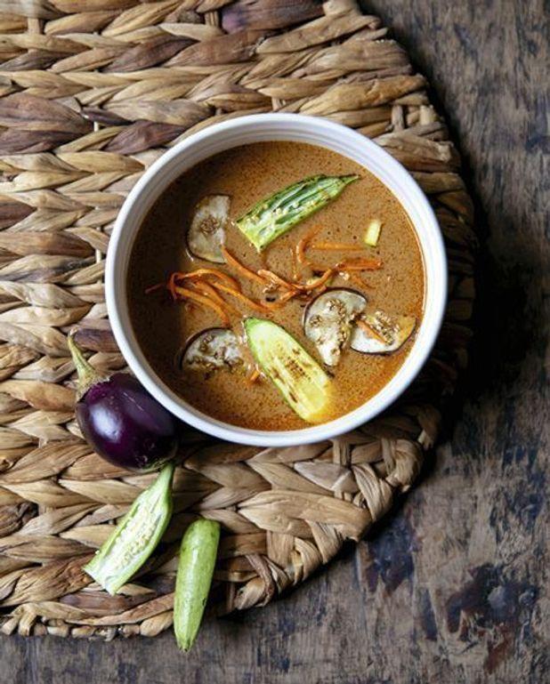 Soupe d'arachide africaine