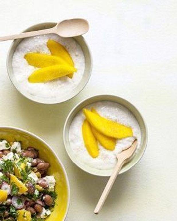 Thiakry à la mangue