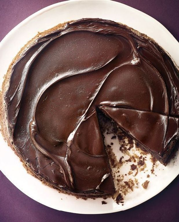Gâteau au chocolat et au mascarpone d'après Cyril Lignac