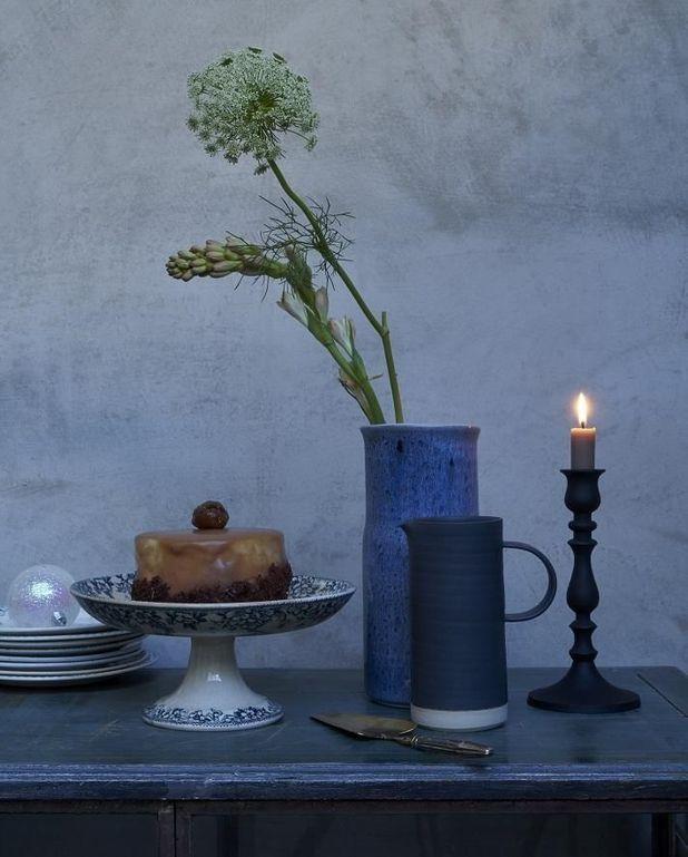 Gâteau marrons, armagnac et muscade