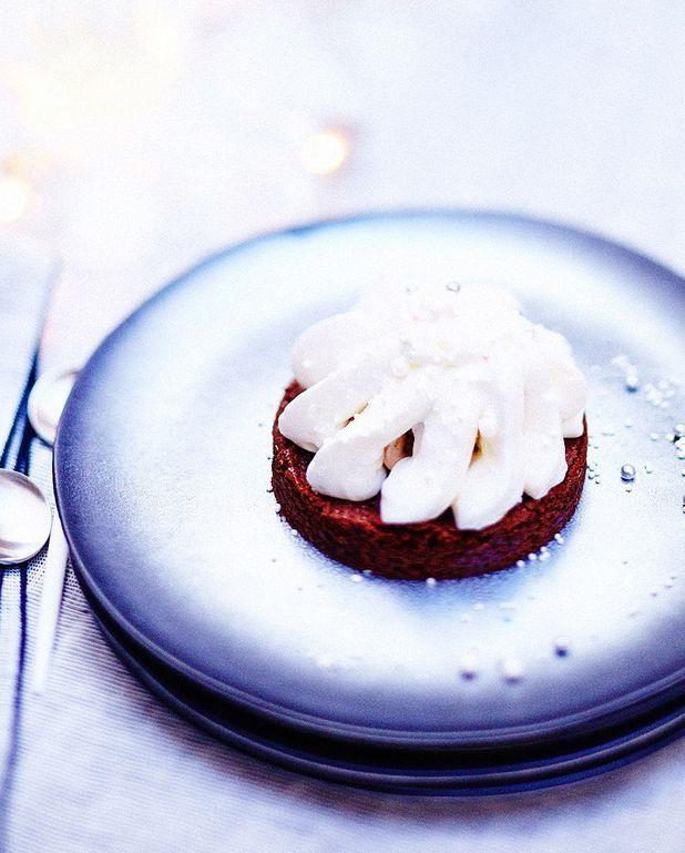 Mont-blanc au chocolat