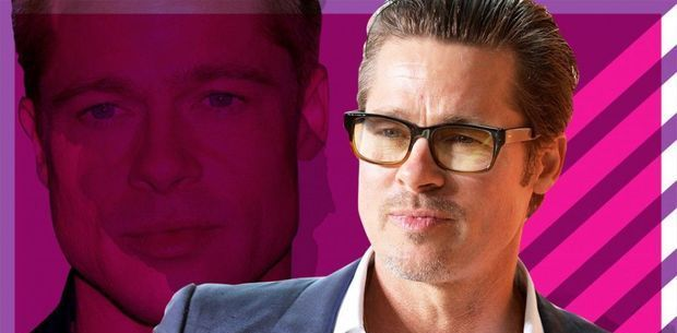 La carrière de Brad Pitt résumée en gifs sexy !