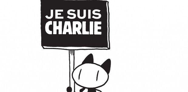 Le festival d'Angoulême rend hommage à Charlie Hebdo