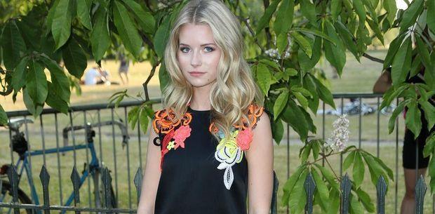 Lottie, la soeur de Kate Moss, sublime pour la Summer Party de la Serpentine Gallery !