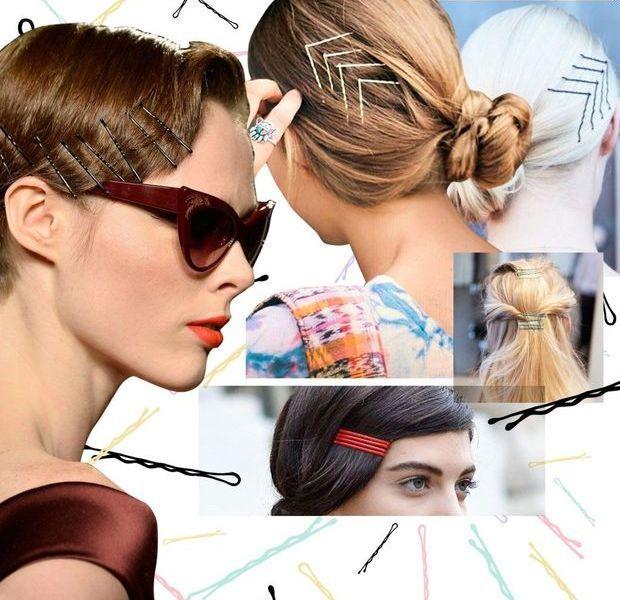 Bobby Pins : 15 nouvelles façons de se coiffer avec des pinces plates