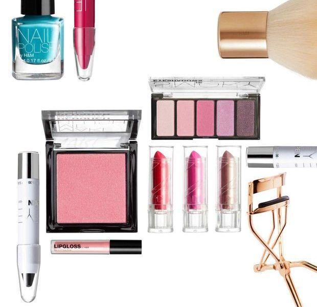 H&M : les 10 indispensables beauté de l'été